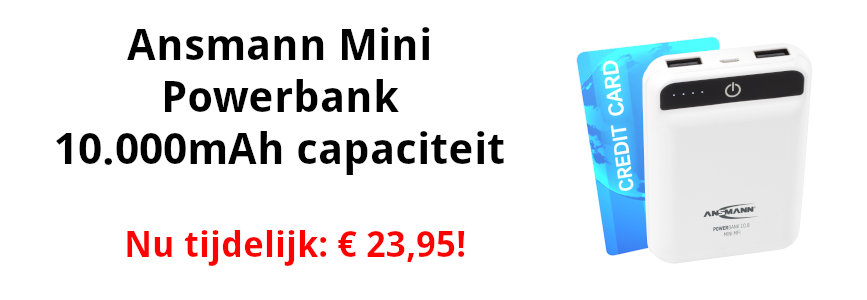 Mini Powerbank