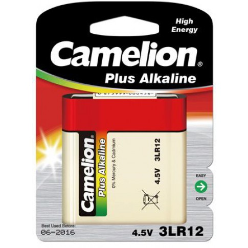 Camelion Plus Alkaline 3LR12