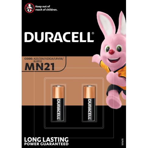Duracell MN21 2x