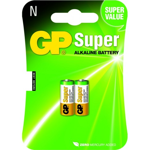 GP Super Alkaline LR01 2x