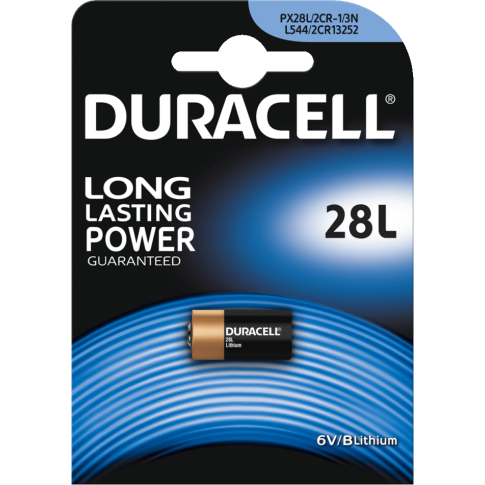 Duracell PX28L