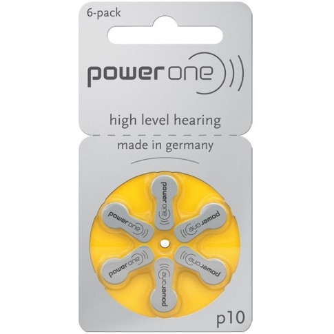 PowerOne P10 6x