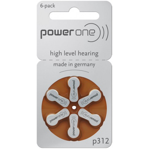PowerOne P312 6x