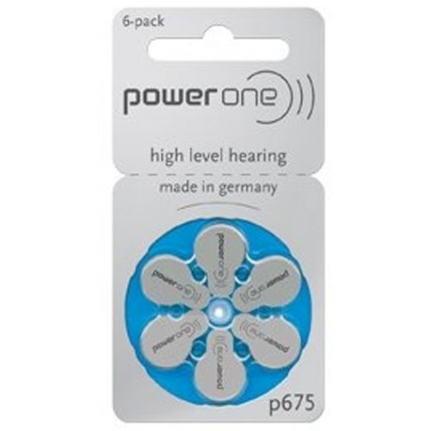PowerOne P675 6x