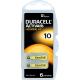 Duracell DA10 6x
