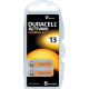 Duracell DA13 6x
