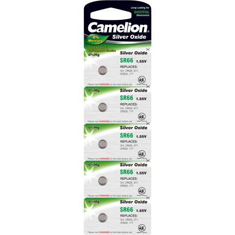 Camelion SR66W 5x