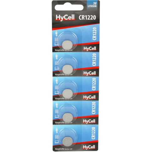HyCell CR1220 5x