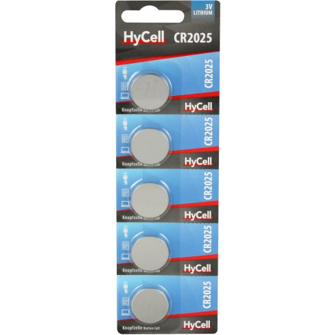 HyCell CR2025 5x