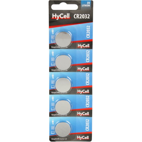 HyCell CR2032 5x