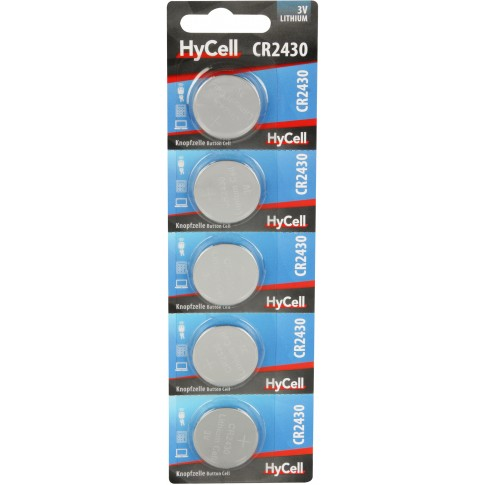 HyCell CR2430 5x