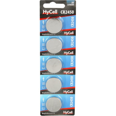 HyCell CR2450 5x
