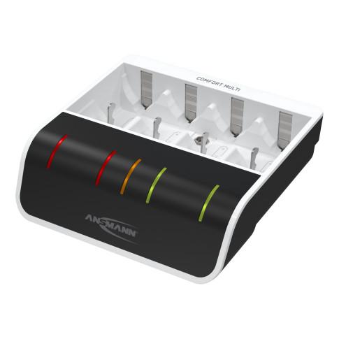 Ansmann Comfort Multi Batterijlader