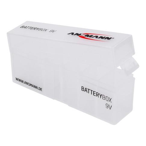 Batterijen opbergdoosje 9V