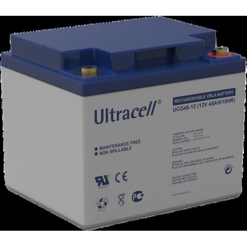 Ultracell gel accu 12v 45Ah