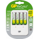 GP Recyko PowerBank 420 + 4x GP Recyko AA 2000mAh