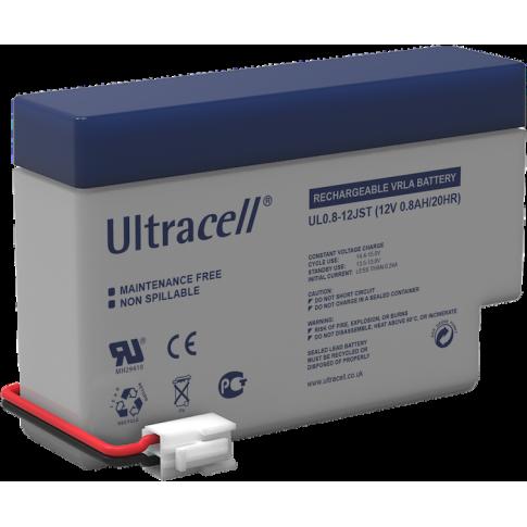Ultracell loodaccu 12v 0,8Ah