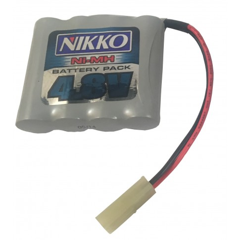 Nikko Ni-MH 4.8V Mega accu