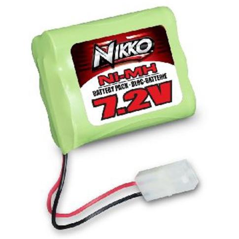 Nikko Ni-MH 7.2V Mega accu