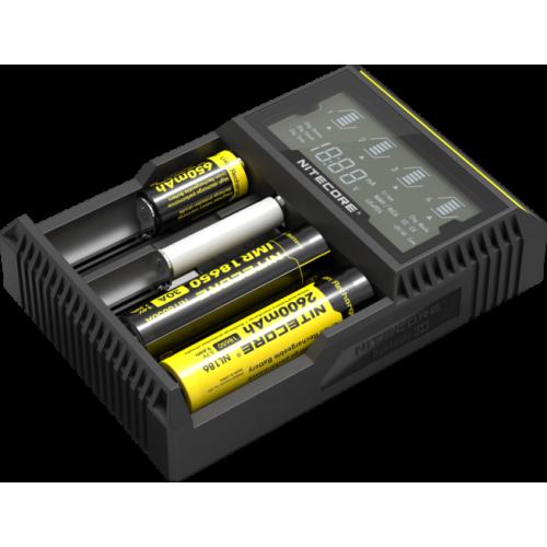 Nitecore Digicharge D4 Batterij Oplader