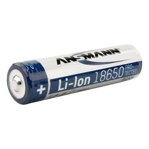 Ansmann 18650 Li-ion 2600mAh