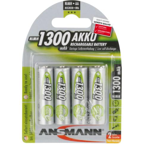 Ansmann maxE AA 1300mAh 4x