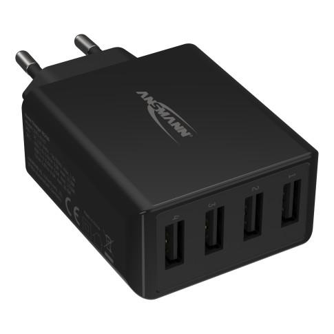 Ansmann USB-lader 30W HC430