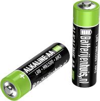 AA alkaline batterijen