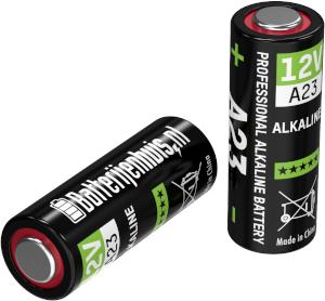 23A batterijen 12V