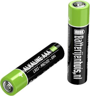 AAA batterijen