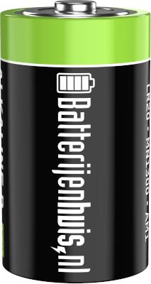 D batterijen alkaline mono