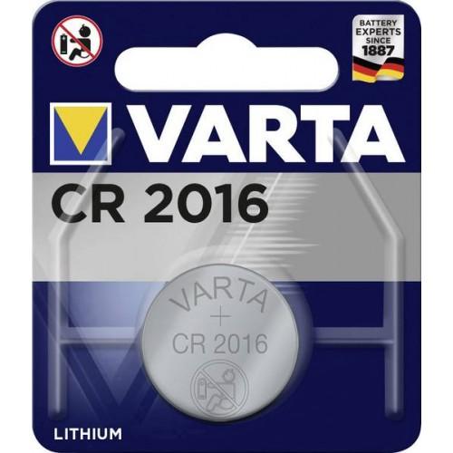 varta cr2016 3v