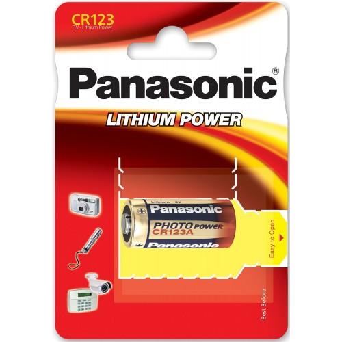 CR123 batterij