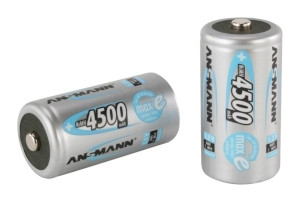 Oplaadbare batterijen C
