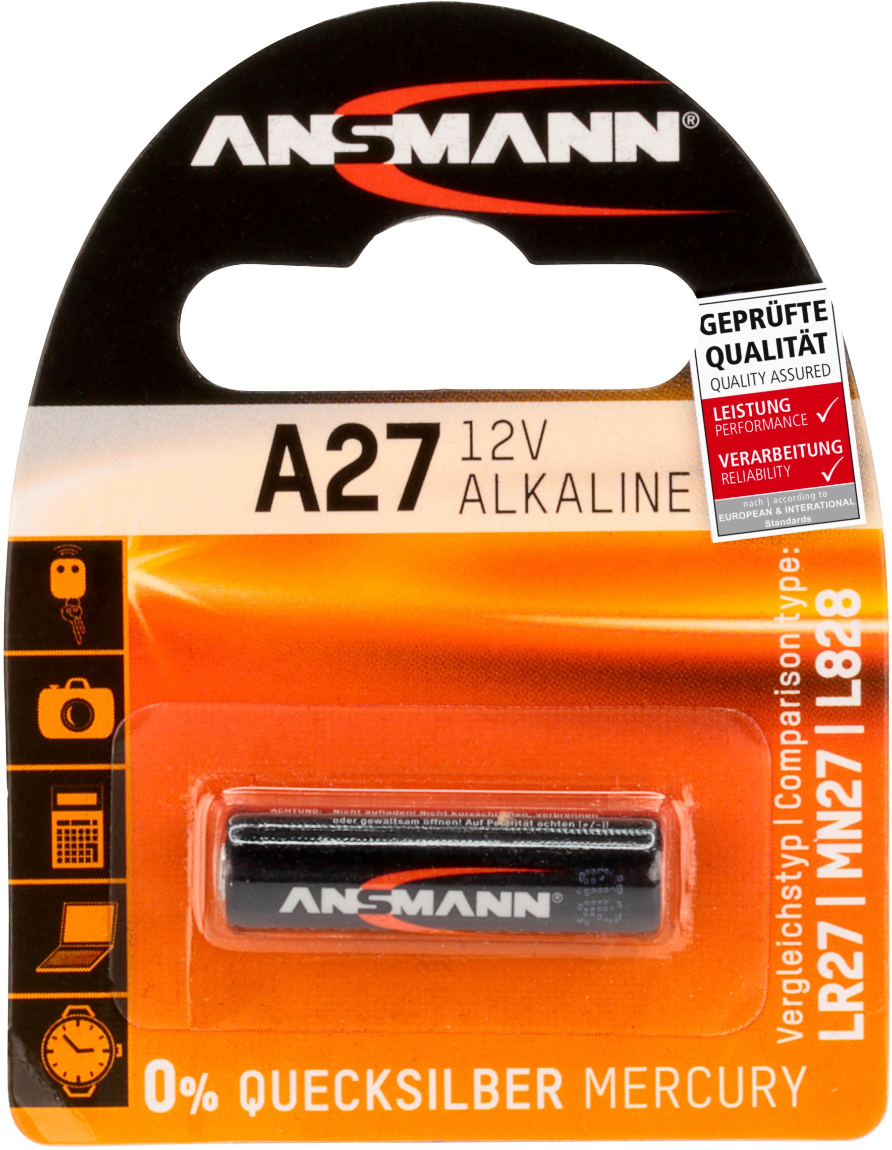 Ansmann A27