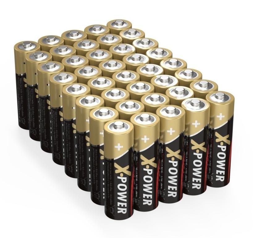 Ansmann AA X-Power Alkaline 40x