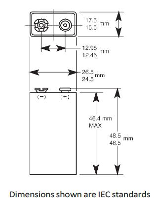 mn1604 batterij