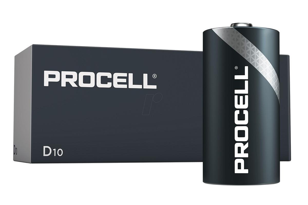 Procell D Alkaline 10x