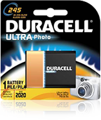 Duracell Ultra DL245 - 2CR5