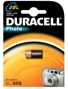 Duracell 28L