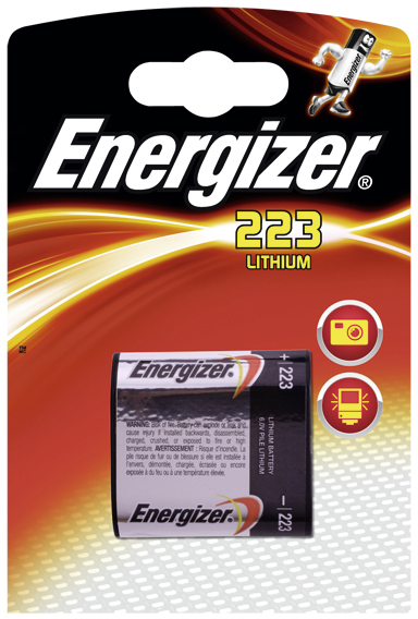 Energizer CR-P2