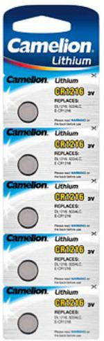 Camelion CR1216 5x