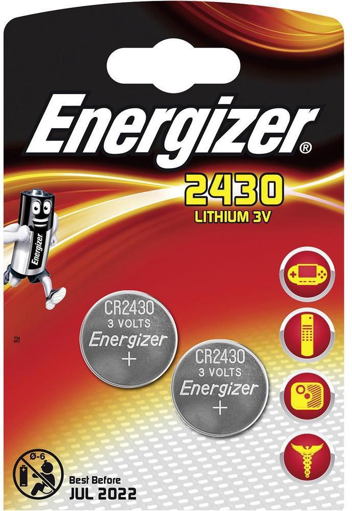 Energizer CR2430 2x