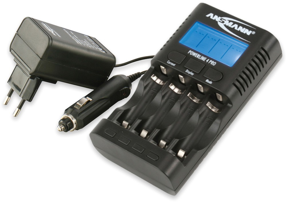 Ansmann Powerline 4 pro (1001-0005)