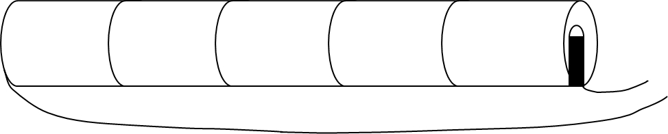 Noodverlichtingsaccu Sub-C Stick 6V 1.5Ah