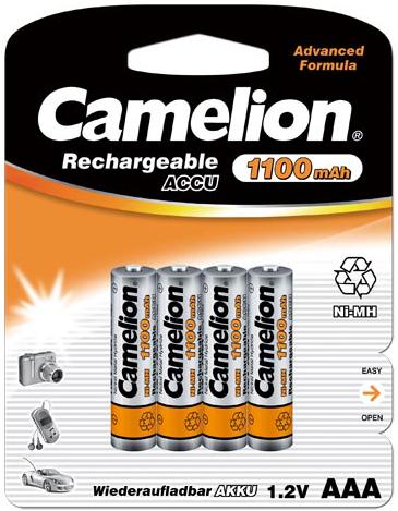 Camelion AAA 1100mAh 4x