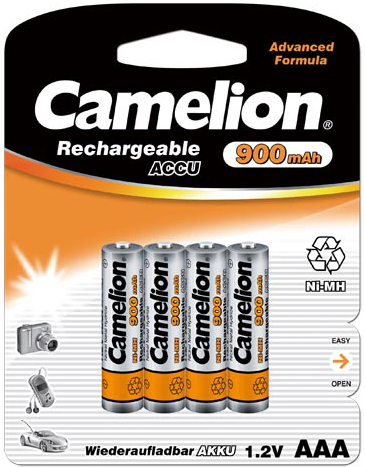 Camelion AAA 900mAh 4x