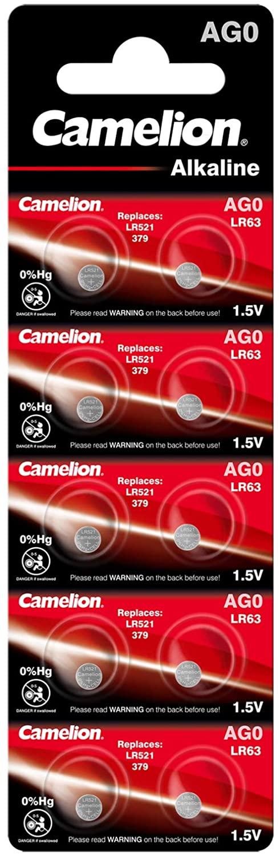 Camelion AG0 - LR521 10x