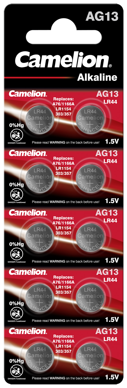 Camelion AG13 - LR44 10x
