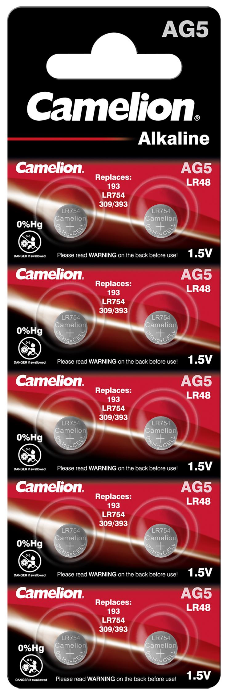 Camelion AG5 - LR754 10x